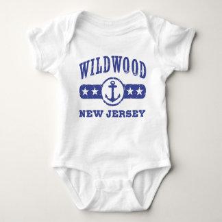Wildwood New Jersey Baby Bodysuit