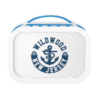 Wildwood New Jersey Lunch Box