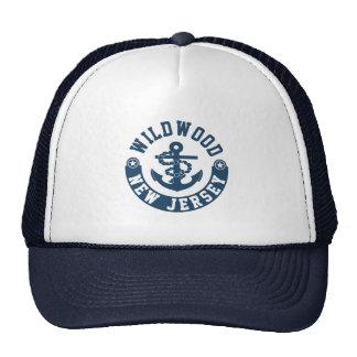 Wildwood New Jersey Trucker Hat