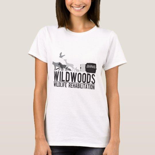 Wildwoods Black & White T T-Shirt
