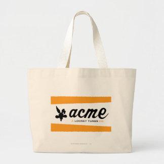 Wile E Coyote Acme 3 Large Tote Bag