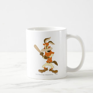 Wile E Coyote Batter's Up Coffee Mug