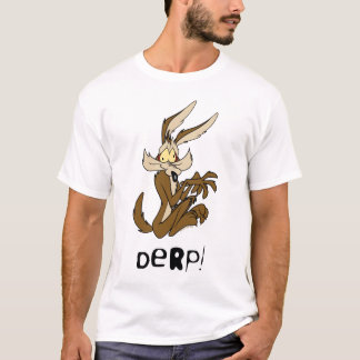 Wile E. Coyote Derp T-Shirt