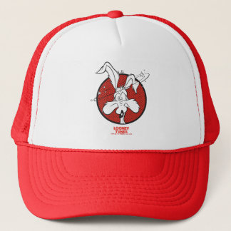 Wile E. Coyote Dotty Icon Trucker Hat