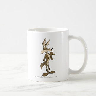 WILE E. COYOTE™ Looking Proud Classic White Coffee Mug
