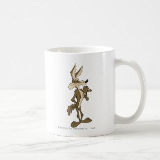 WILE E. COYOTE™ Looking Proud Classic White Coffee Mug