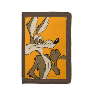 WILE E. COYOTE™ Looking Proud Trifold Wallet
