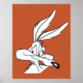 Wile E Coyote Posters, Wile E Coyote Wall Art
