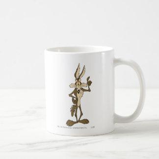 Wile E. Coyote Standing Tall Coffee Mug