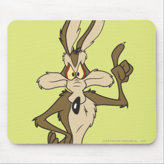 Wile E. Coyote Standing Tall Mouse Pad