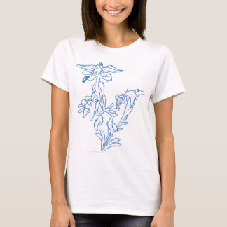 Wile E. Coyote Surprised by the ROAD RUNNER™ T-Shirt