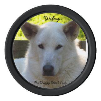 Wiley, GCACS Survivor Set Of Poker Chips