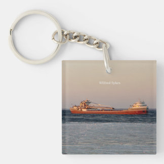 Wilfred Sykes key chain