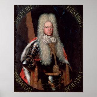 Wilhelm Ernst, Duke of Saxony Poster