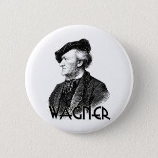 Wilhelm Richard Wagner 2 Inch Round Button