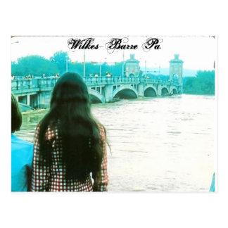Wilkes-Barre Pa. Postcard