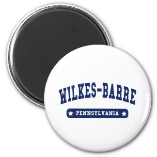 Wilkes-Barre Pennsylvania t shirts College style E Magnet