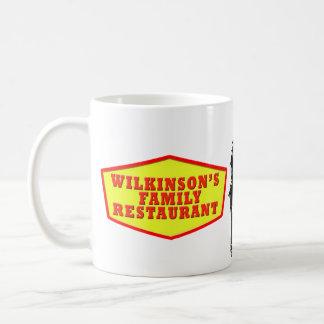 Wilkinson's Family Restaurant Mug