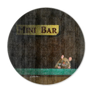 "Will Bullas cutting board ""mini bar..."""