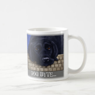 "Will Bullas mug ""dog byte.."""