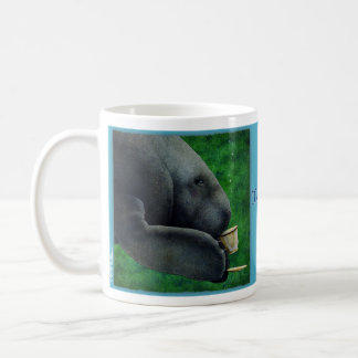 "Will Bullas mug ""manatea..."""