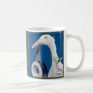 "Will Bullas mug ""shut the duck up!"""