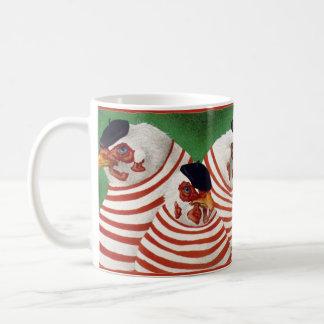 "Will Bullas mug ""the third day of Christmas"""