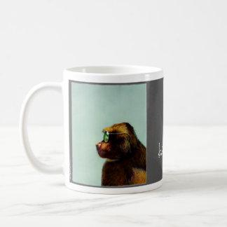 """Will Bullas mug """"y' big baboon..."""""""