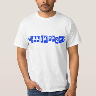 Will It Taze Logo T-Shirt