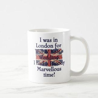 Will & Kate's Wedding Coffee Mug