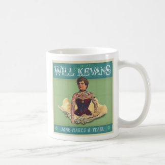 Will Kevans Sand makes a pearl mug