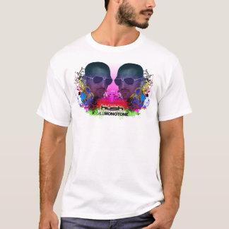 Will Monotone Multi Color T-Shirt
