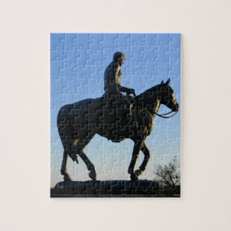 Will Rogers Into the Sunset Jigsaw Puzzle