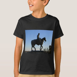 Will Rogers Into the Sunset T-Shirt