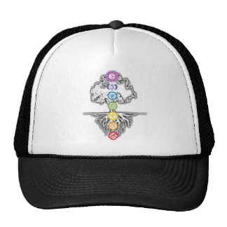 will rootschakras trucker hat