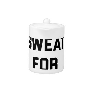 Will Sweat for PIzza