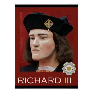 Will the real Richard III please stand up? Poster