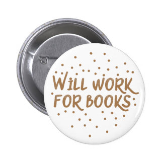 will work for books 2 inch round button