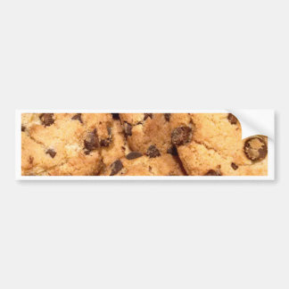 Will work for Cookies Bumper Sticker