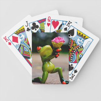 Will you be my.... bicycle playing cards
