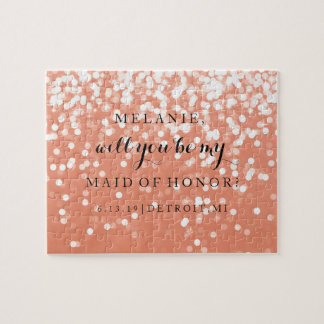 Will You Be My Bridesmaid-MOH Puzzle - SparklingPc