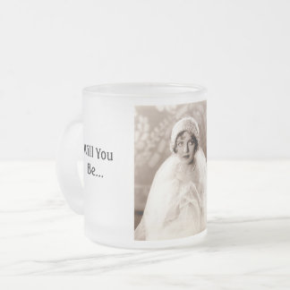 Will You Be My Maid of Honor Coffee Mug