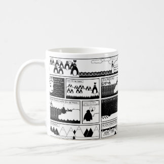 Will You Be My Penguin? Coffee Mug