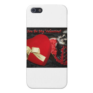 Will You Be My Valentine Chihuahua Cover For iPhone 5/5S