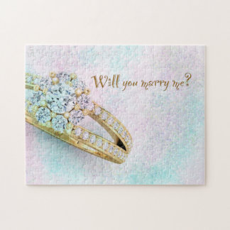 Will You Marry Me - Puzzle