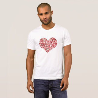 Will you marry me? QR Code T-Shirt