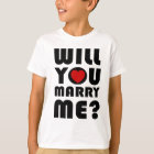 will_you_marry_me_t-shirt T-Shirt