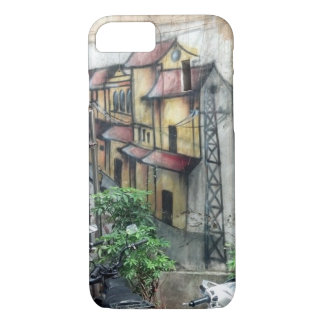 Will you travel with me? Hanoi Graffiti iPhone 7 Case
