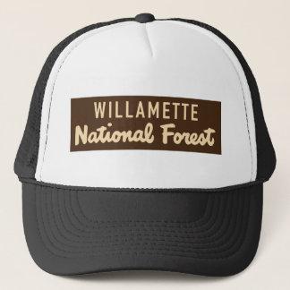 Willamette National Forest Trucker Hat