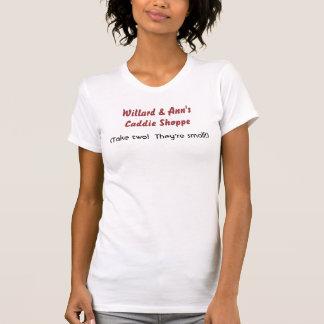 Willard & Ann Romney's Caddie Shoppe Shirt